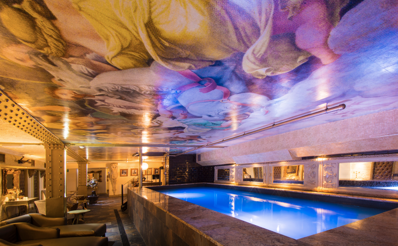 Morgans Vault 20 48 Liverpool Hotel Signature Living Pool