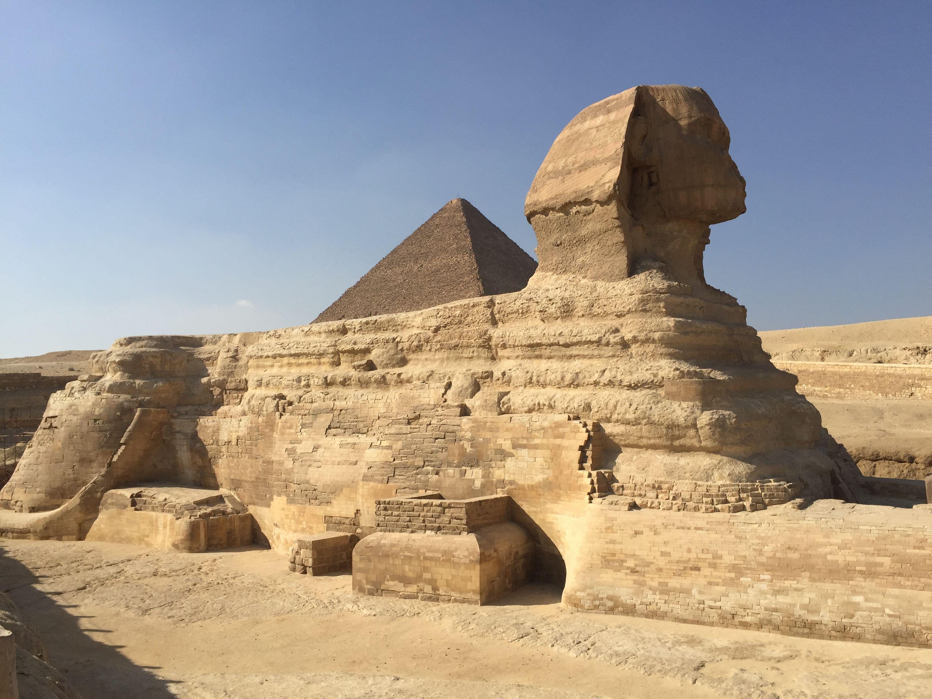 Sphinx Egypt Giza Sphinx Egypt Sphinx