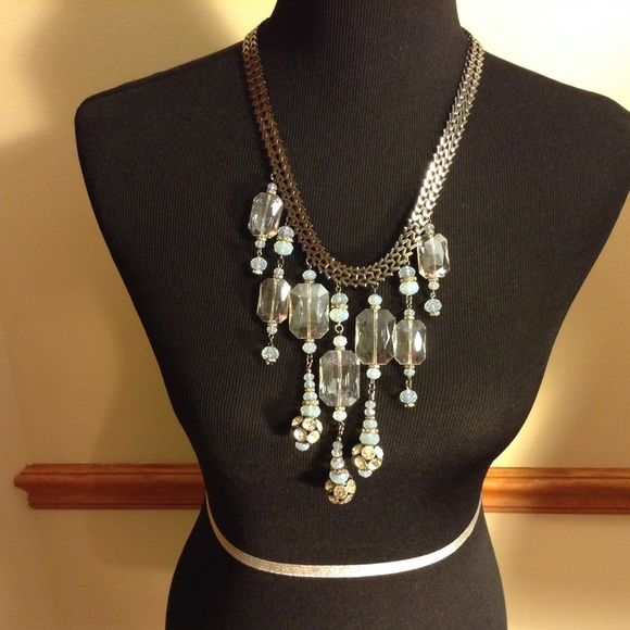 Traci lynn chandelier necklace aloadofball Choice Image