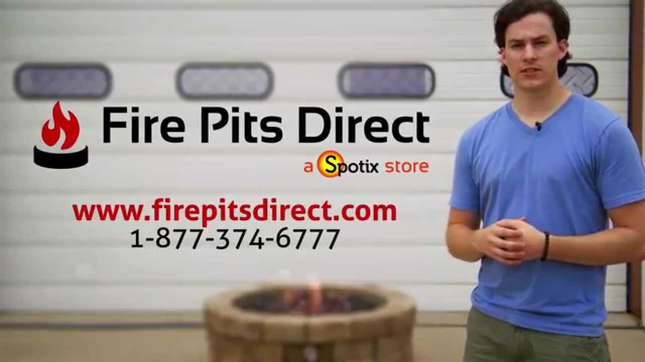 Want a gas fire pit in your backyard but don't know where ...