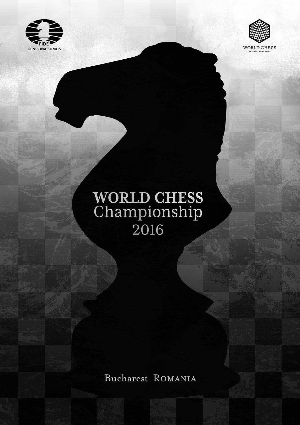 Poster Design For Chess Championship On Behance Poster