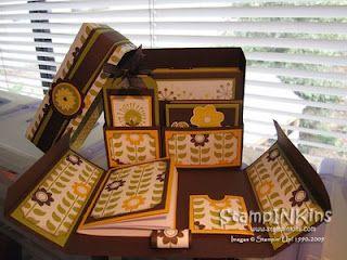 StampINKins: Stationery Box