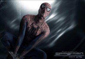 Spiderman - Dark Side by Doucesse
