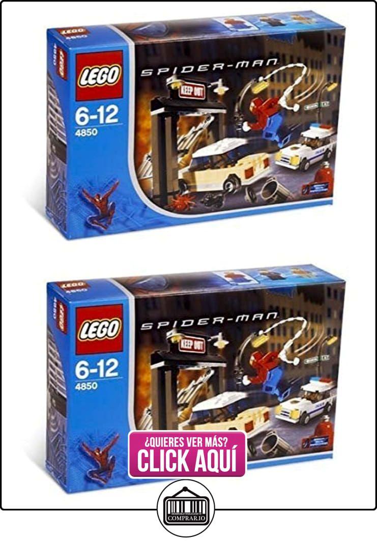 LEGO Spiderman 4850  ✿ Lego - el surtido más amplio ✿ ▬► Ver oferta: https://comprar.io/goto/B0000CFUJX