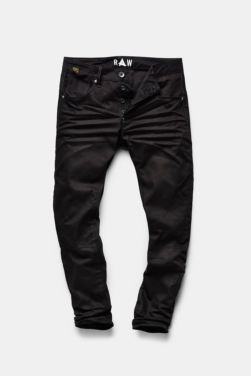 G Star RAW x Afrojack Capsule Collection | Ripped jeans men