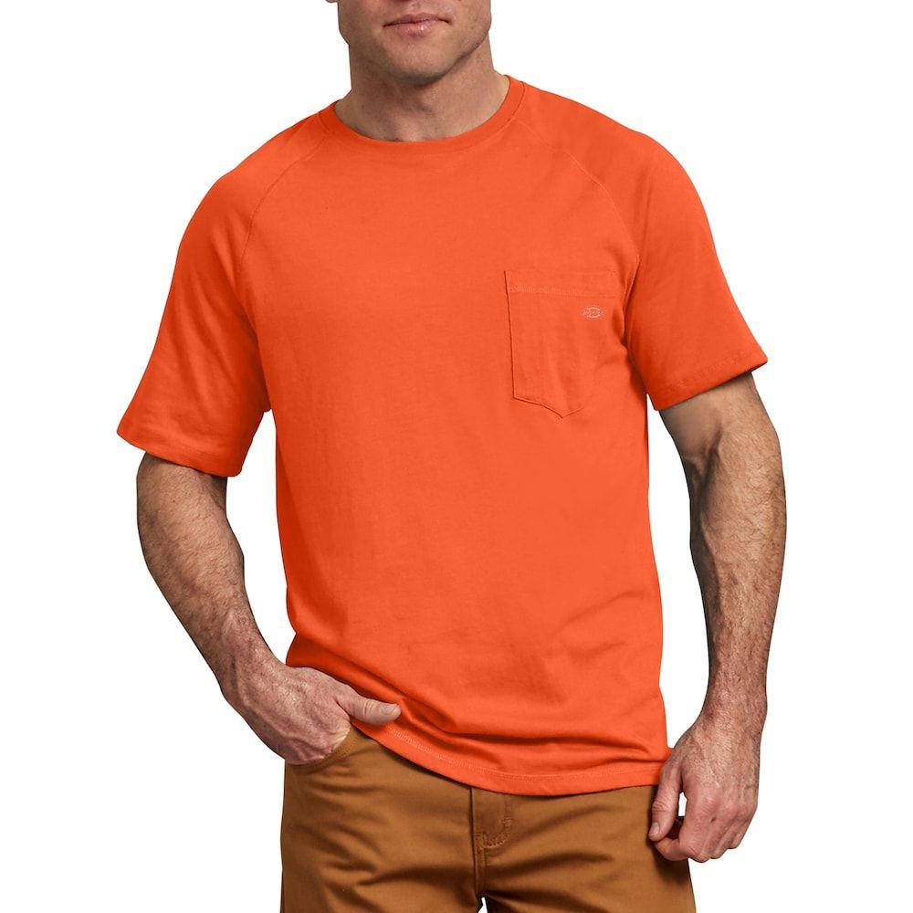 Men S Dickies Temp Iq Performance Cooling T Shirt Size Xxl