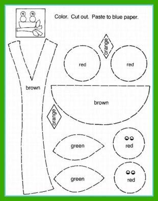 Free Printable Spring Bird Nest Activity And Spring Song Preschool Crafts Bird Nest Craft Bird Crafts Kiboomu preschool education worksheets
