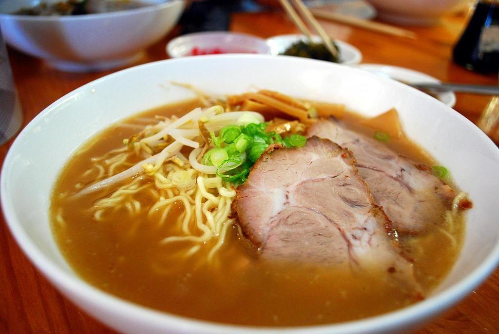 Como fazer lamen japonês   Receita   Receitas, Receitas orientais ...