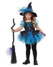 Witch-Darling Little Witch Toddler Costume
