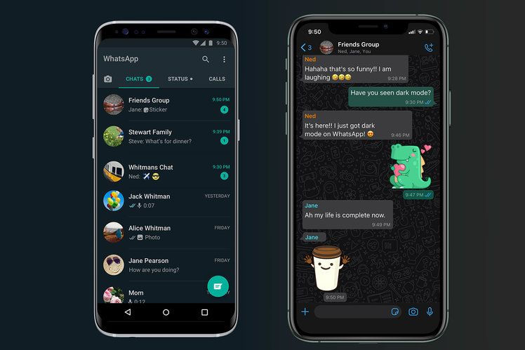 How to activate WhatsApp dark mode? Step by step guide