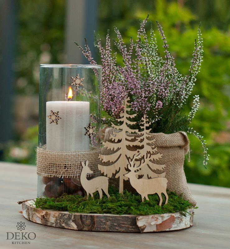 garten terasse #garten #garten DIY: se Tischdeko fr Herbst oder Winter #weihnachtendekorationwohnzimmer
