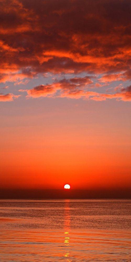 Pic of the Day…Beaming 🌅 -------------- #beach #sunrise #sunrises #tropics #travel #beaches