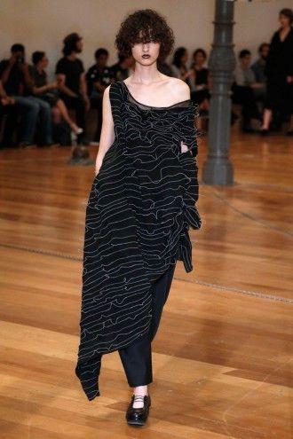 Fernanda Yamamoto outono-inverno 2017 - Lilian Pacce