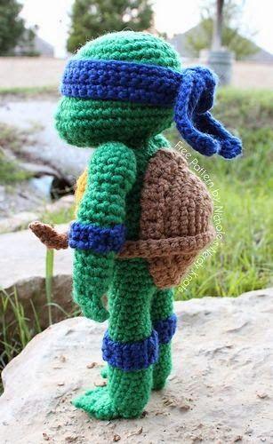 Teenage Mutant Ninja Turtle | heklane igračke-bajke, crtaći ...
