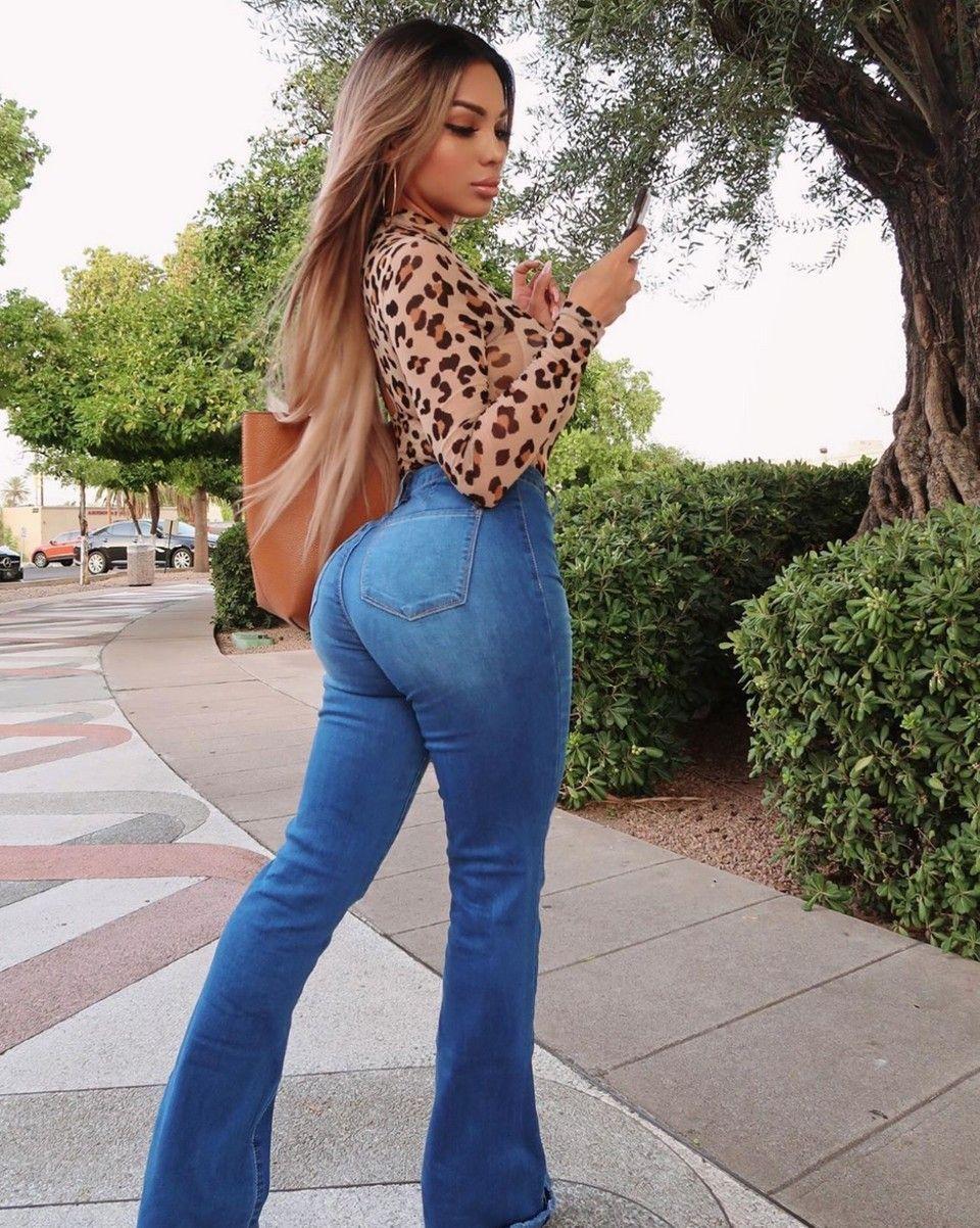 Geiler arsch jeans
