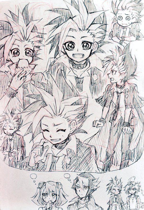 Yuto, Yuzu, Shun and Yuya
