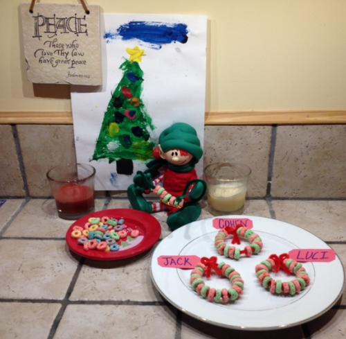 EASY & Fun Elf On The Shelf Ideas For The Christmas Season