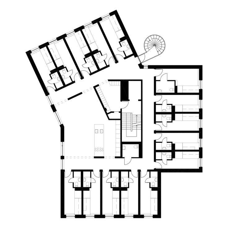 Risultati immagini per mdh student housing plan