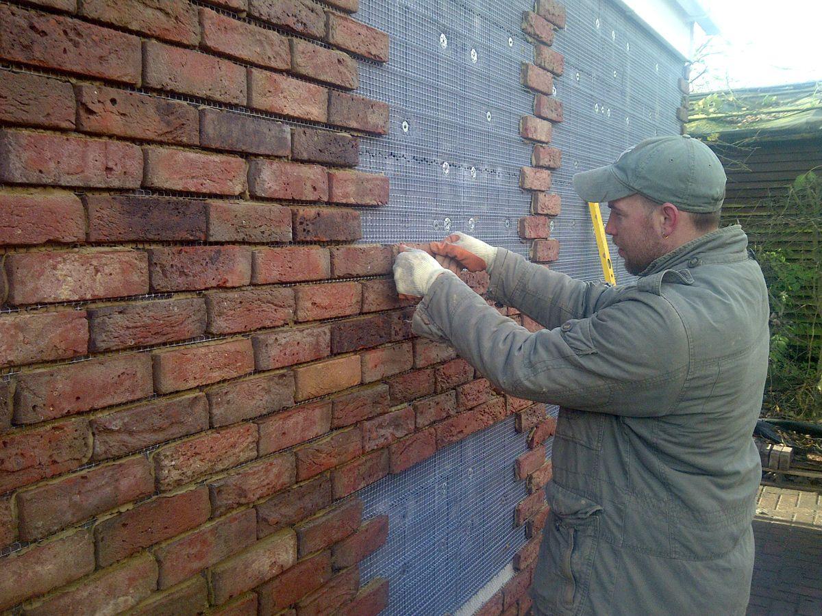 Brick Slips Brick Slips Accent Walls Pinterest Bricks Brick Cladding And Thin Brick