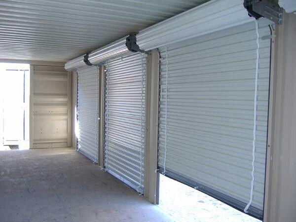 Roll Up Garage Doors Manual Or Automated Roll Up Garage Door
