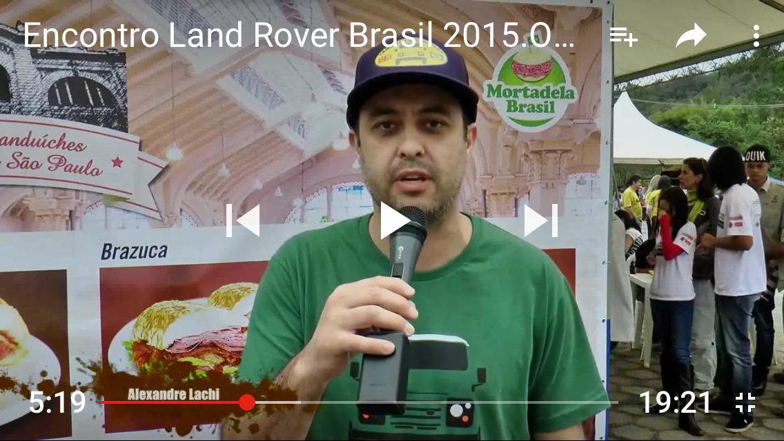 Augusto Carvalho | Encontro ALR 2015, Sao Lourenço/MG