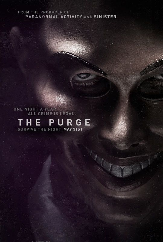Finally watched this movie! It sucked! It wasn't even scary! It's a thriller, not a horror movie