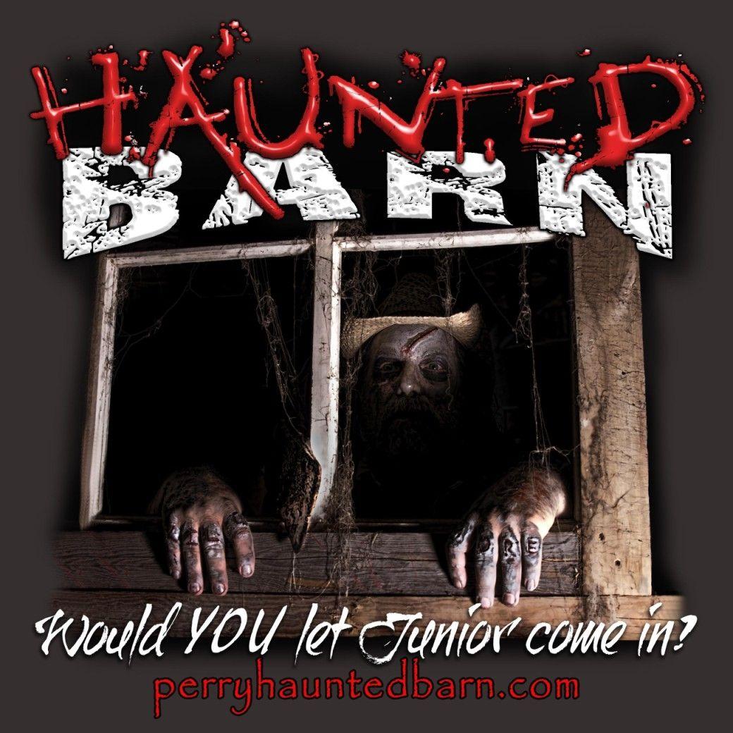 Perry Haunted Barn Junior Killmore 2015 Copy