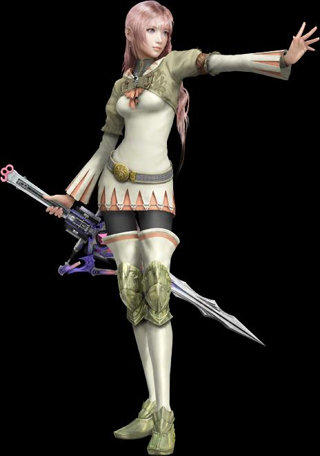 Serah Farron Final Fantasy Girls Final Fantasy Characters Final Fantasy
