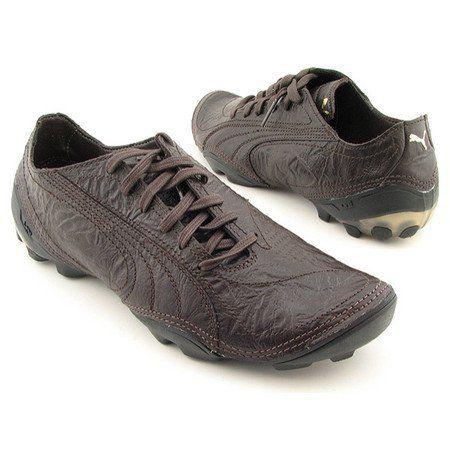 puma cuero zapatillas