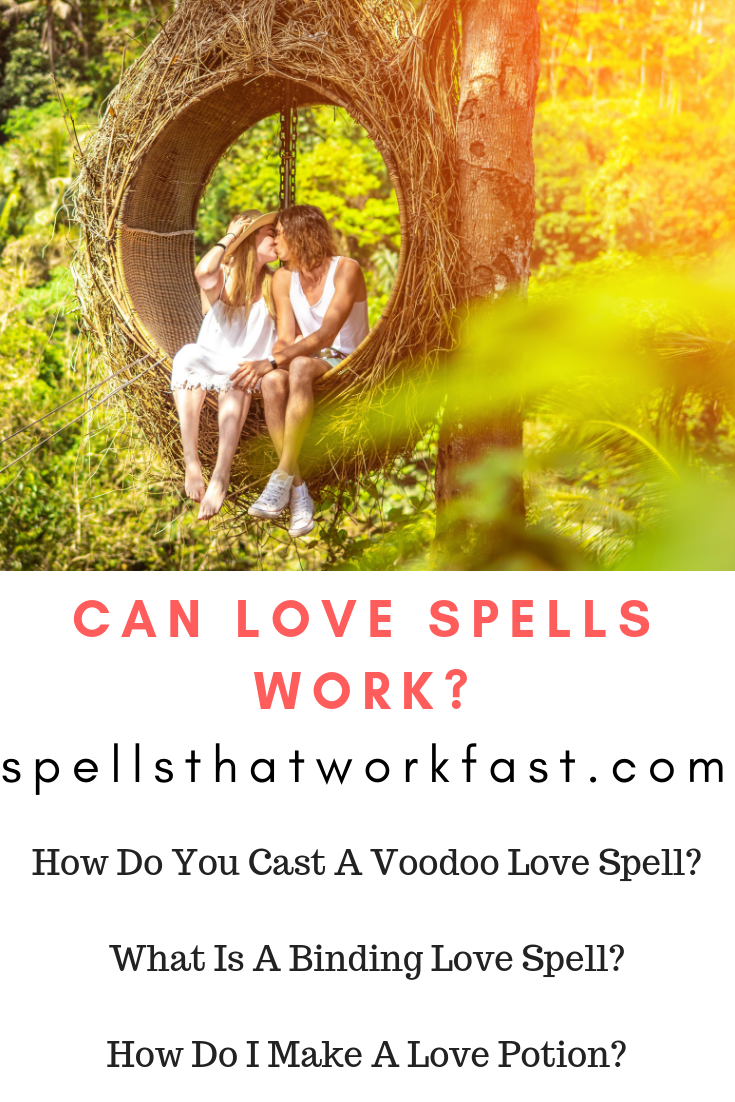Can love spells work?, How Do You Cast A Voodoo Love Spell