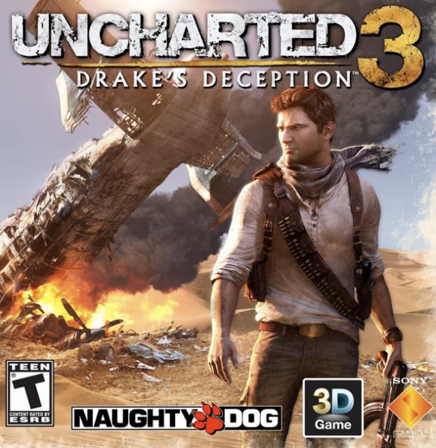 Uncharted 3: drake's deception скачать торрент бесплатно pc, xbox.