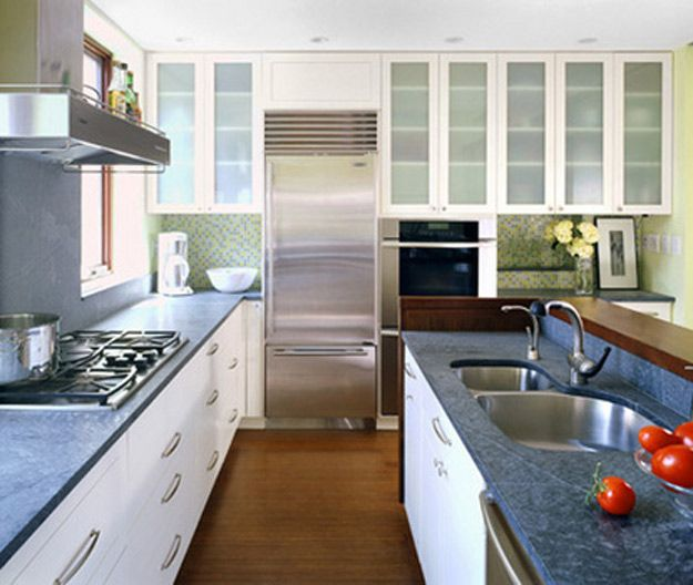 illusion cabinets   Brooklyn kitchen, Kitchen redo, Kitchen