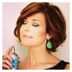 Dominique Sachse Hair Back View Shorthaircuts Finethinhair Click The Image Now For More Info Short Hairstyles For Fine And Thin Hair In 2019 Hair Styl
