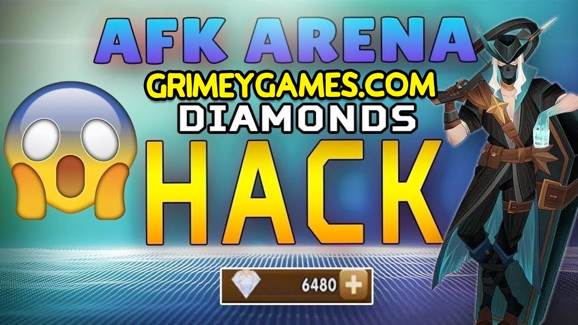 AFK Arena Diamonds in 2020 Arena, Afk, Cheating