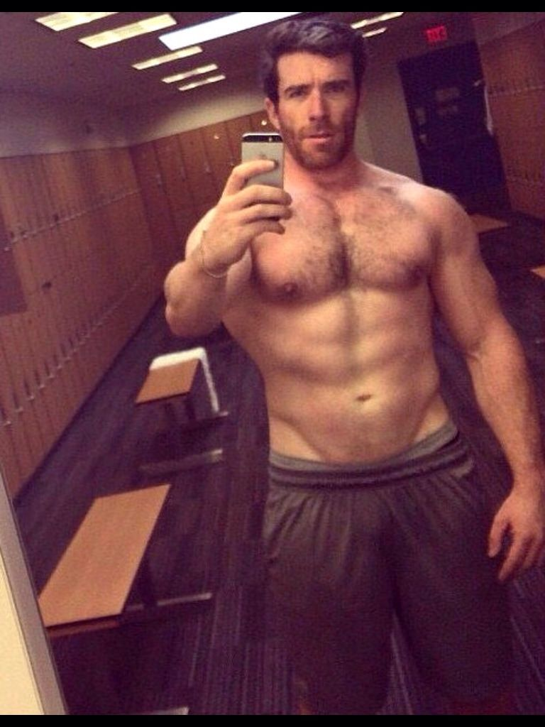 This Is A Selfie   Male-Public  Sexy Men, Hairy Men -2694