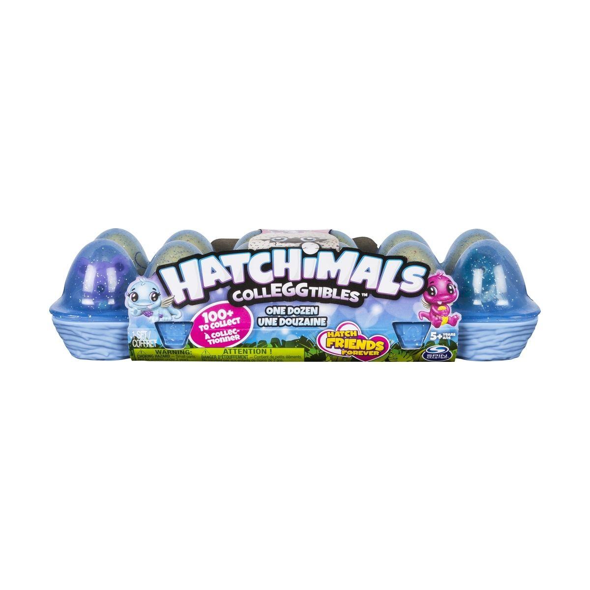 Hatchimals Colleggtibles 12 Pack Egg Carton Kmart Hatchimals