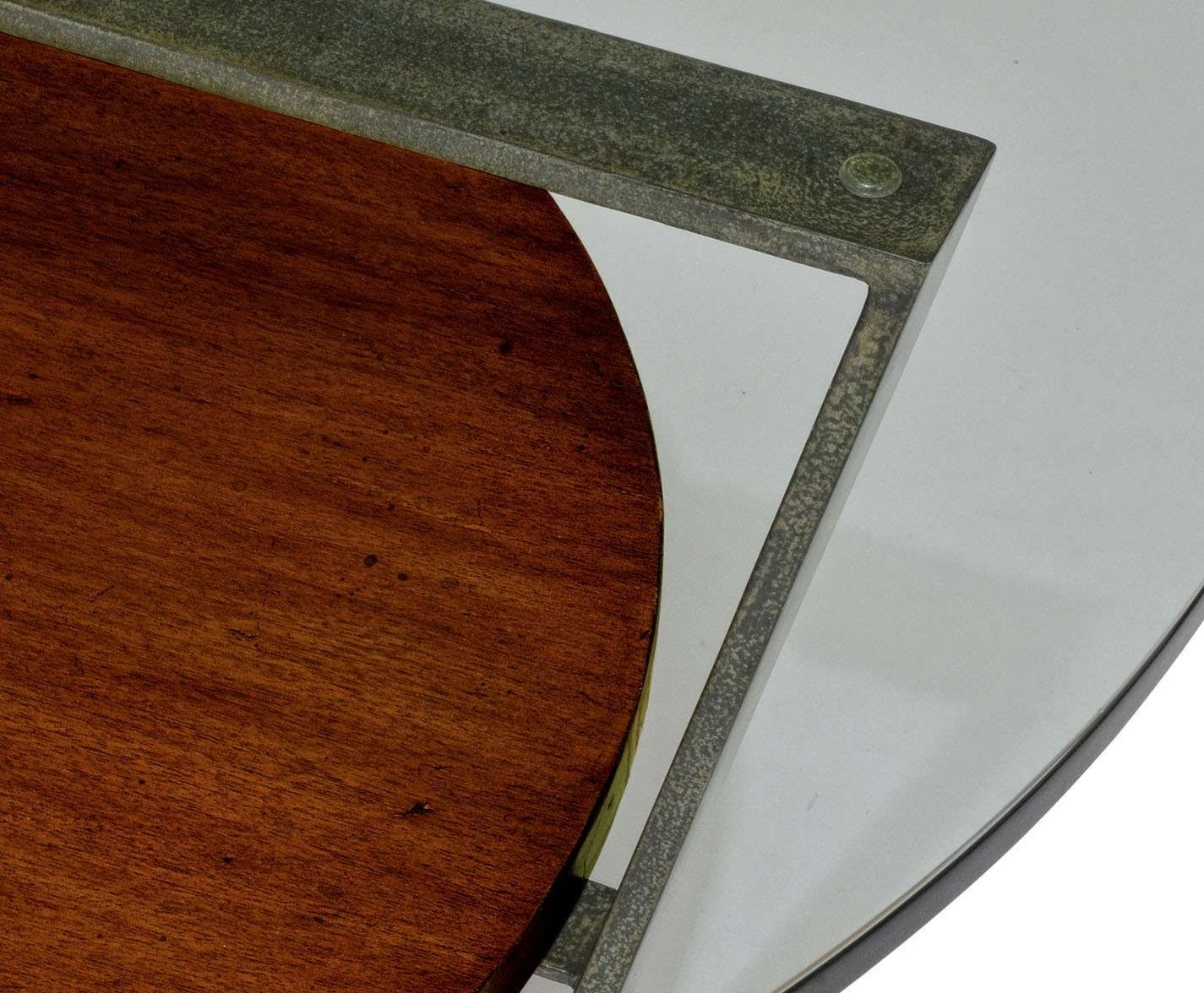 Leeward Side Table by John Black for Curate Home Collection ...