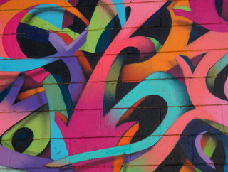 Graffiti - International Arts Building