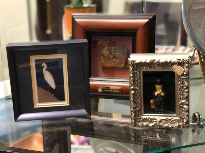 Small Custom Frames For Your Collections and Art Bonrics Custom ...