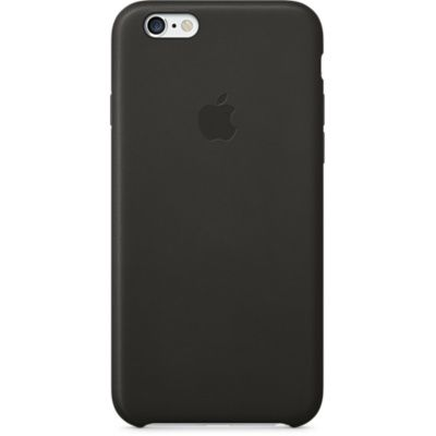 550eab17dba iPhone 6 Leather Case - Black - Apple Store (U.S.) | Necessary for ...
