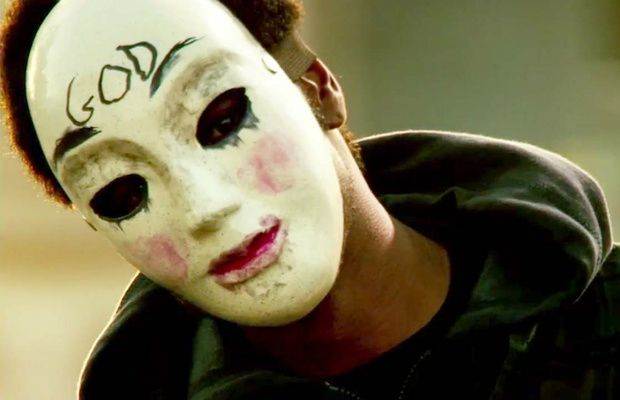 The Purge Anarchy. Going to make this mask | Halloween ...