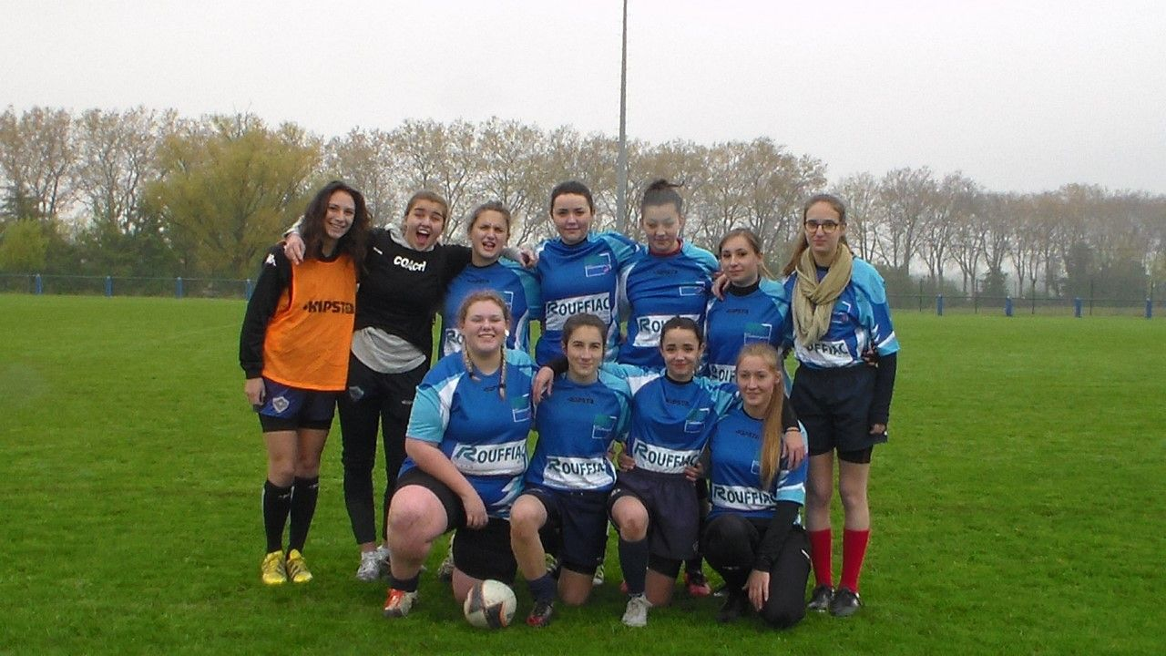 Section Sportive Rugby Féminin Promo 2016/2017 Rugby