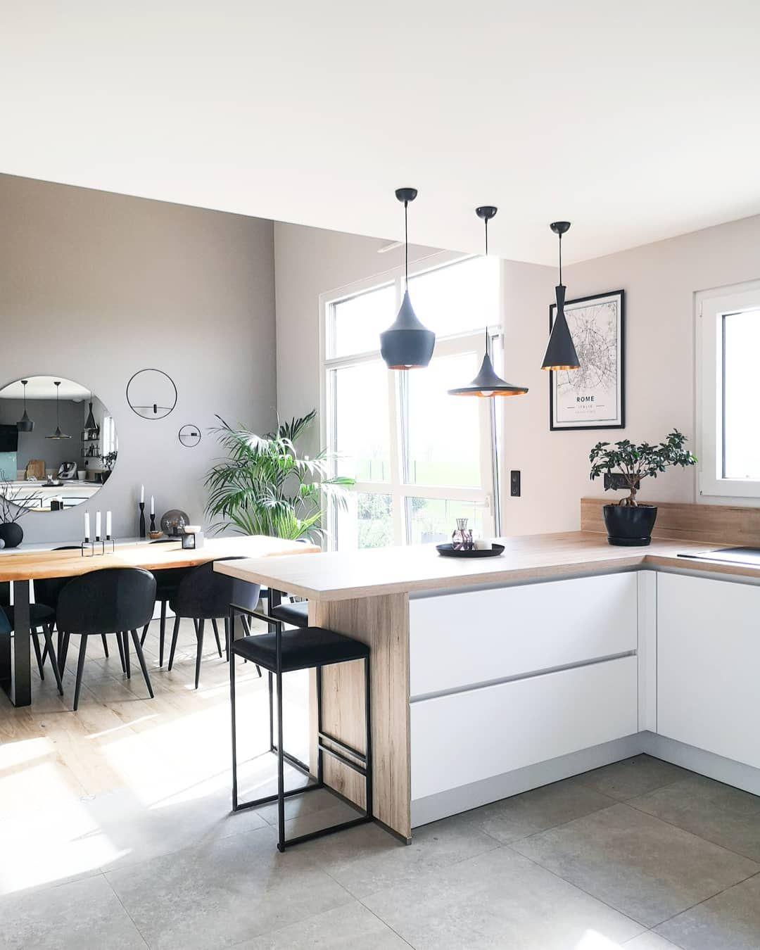 19+ Deco salon cuisine ouverte 50m2 trends