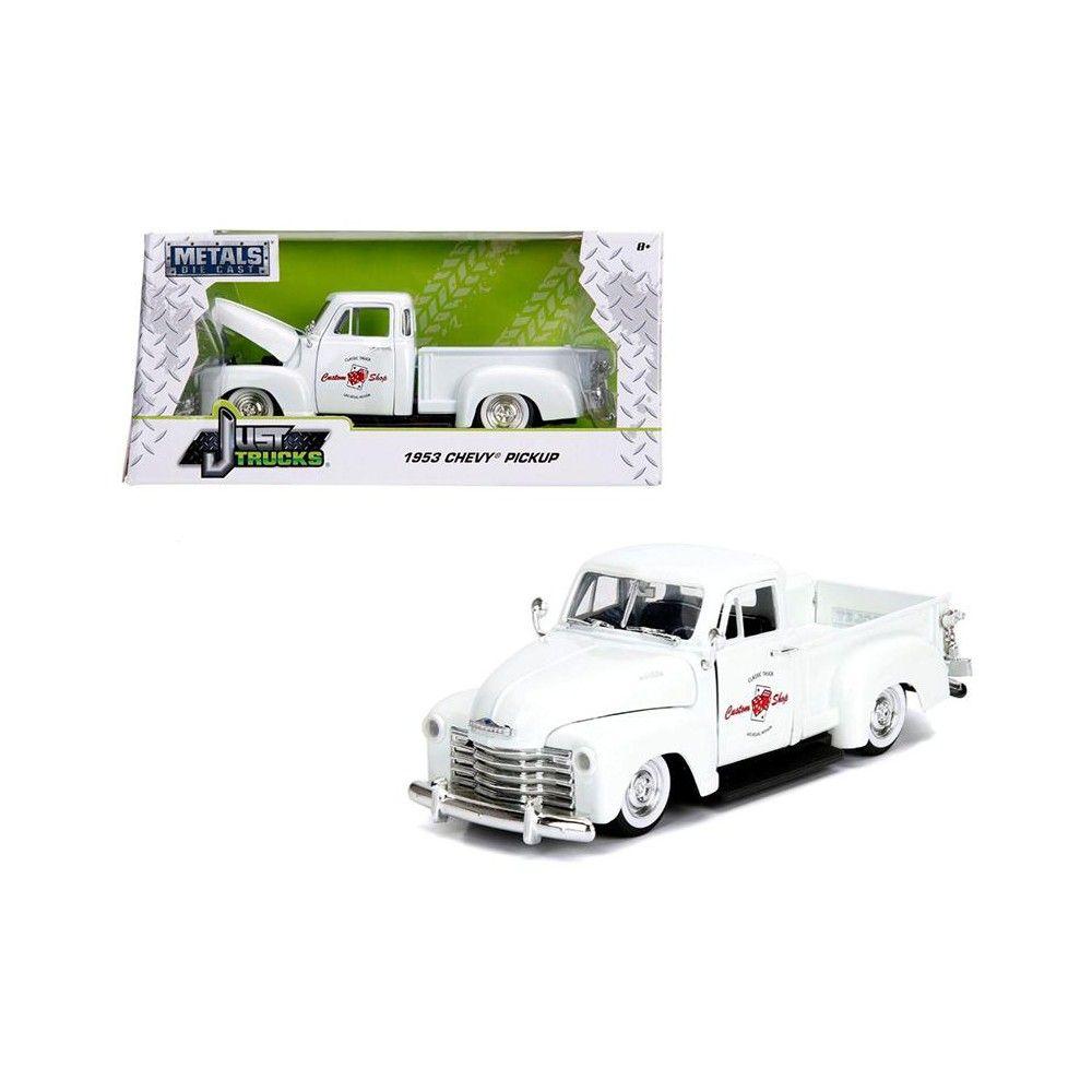 Chevy Las Vegas >> 1953 Chevrolet 3100 Pickup Truck White Custom Shop Classic