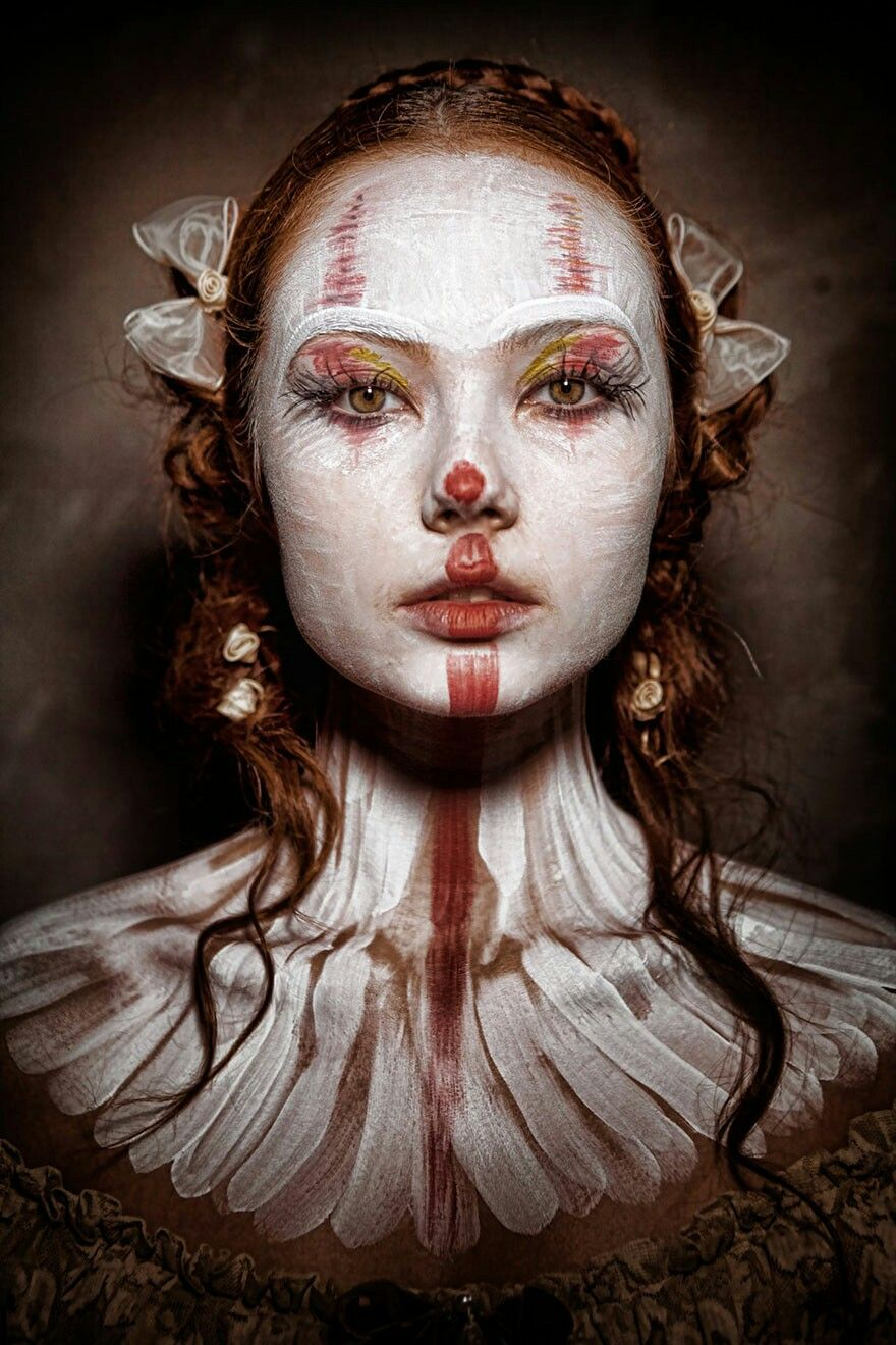 Pin by Eric Hobbs on PSYCHO CLOWNS Scary clowns, Dark