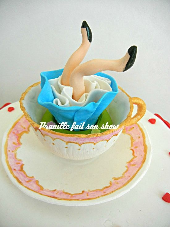 alice in a teacup prunillefee | anniversaire | pinterest