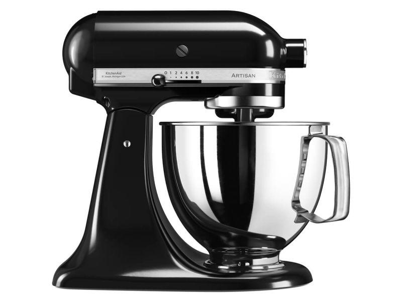 kitchenaid kitchenaid® deluxe 4.5 quart tilt-head stand mixer - ksm97sl