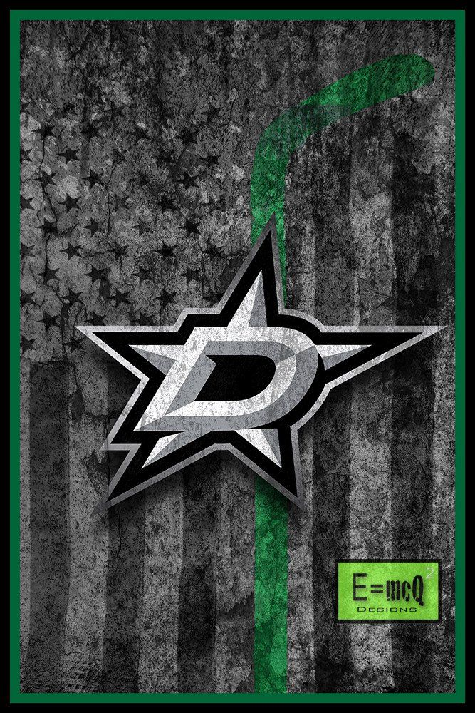 Dallas Stars Hockey Flag Poster Dallas Stars Hockey Flag Man Cave Gift Dallas Stars Hockey Dallas Stars Hockey Dallas Stars Stars Hockey