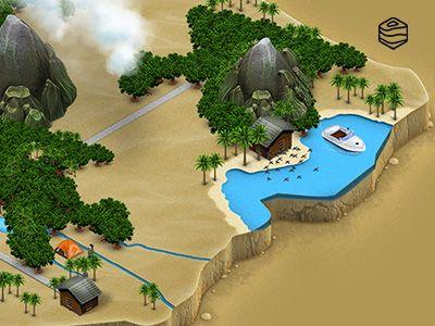 3d Map Generator 2 Desert Generators 3d and Photoshop