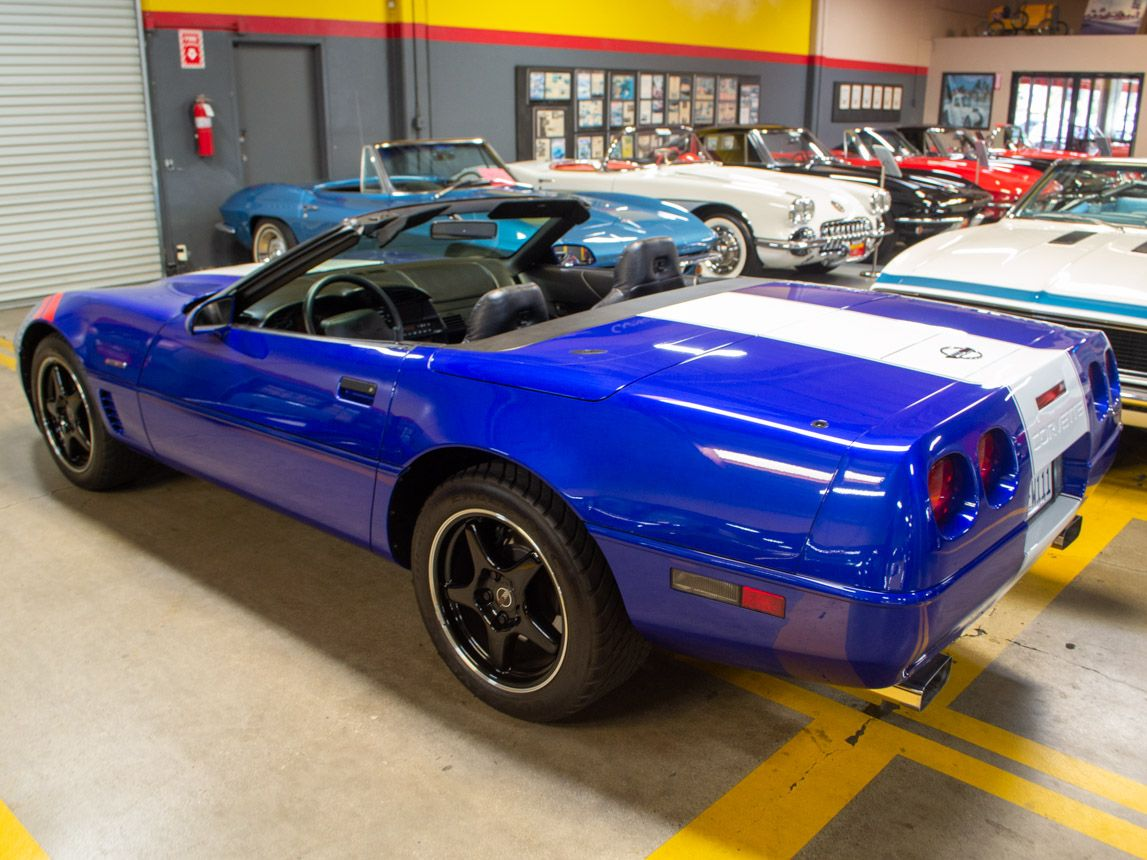 10kMile 1996 Chevrolet Corvette Grand Sport Convertible